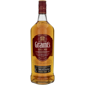 Grant's Triple Wood Whisky